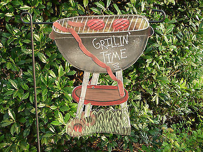 Grillin Time Small Garden Flag - 29076