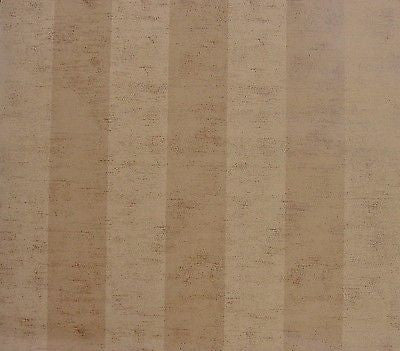 York Tone on Tone Brown Faux Stripe Wallpaper - LE4520