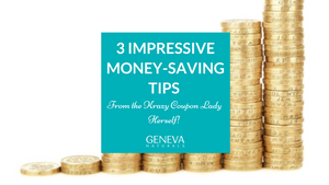 3 Impressive Money-Saving Tips From The Krazy Coupon lady Herself