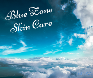 blue zone skin care