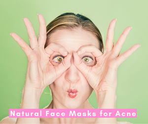 diy natural face masks for acne