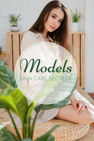 10 Skin Care Secrets Models Know (That You Don't)