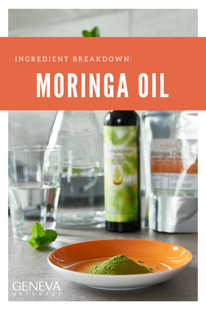 Ingredient Breakdown: Moringa Oil