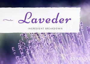 Ingredient Breakdown: Lavender