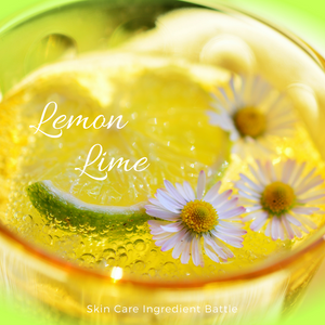 ingredient battle lemon v lime
