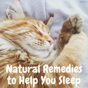 natural remedies to help you sleep