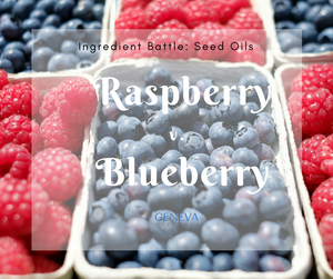 raspberry seed oil v blueberry seed oil