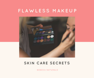 Skin Care Secrets for Flawless Makeup Application