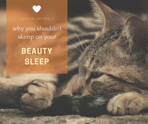 Why You Shouldn't Skimp on Your Beauty Sleep