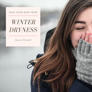 save your skin from winter dryness