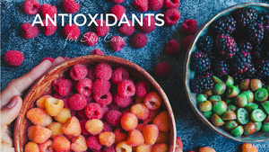 antioxidants for skin care