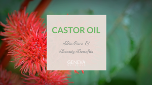 beauty benefits of castor oil
