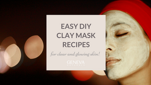 diy clay masks for clear skin