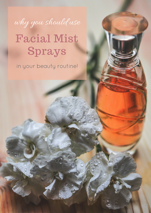 5 Reasons Why Hydrating Mist Spray Should Be an Essential in Your Beauty Routine
