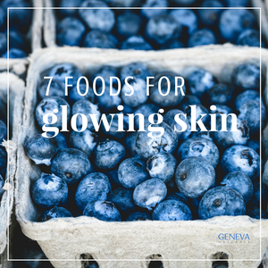 Top 7 Best Foods for Glowing Skin