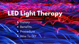 led light therapy skin care benefits