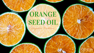 orange seed oil ingredient breakdown