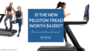 is peloton tread worth 4000