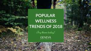 popular wellness trends of 2018