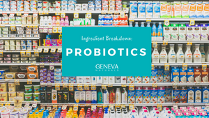 probiotics ingredient breakdown