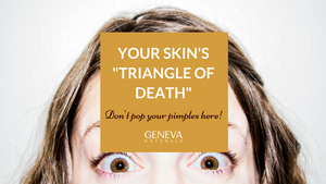 your skin's triangle of death