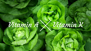 ingredient battle vitamin a vs. vitamin k