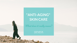 what does anti aging mean