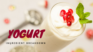 yogurt ingredient breakdown