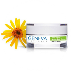 geneva naturals anti aging under eye cream