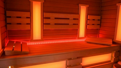 Infrared Saunas are a little known Celebrity skin secret- find out more at Geneva Naturals