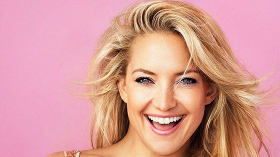 How to get skin like Kate Hudson