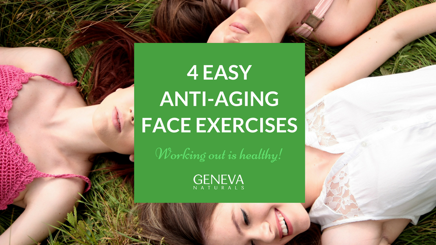 anti-aging exercises for your face