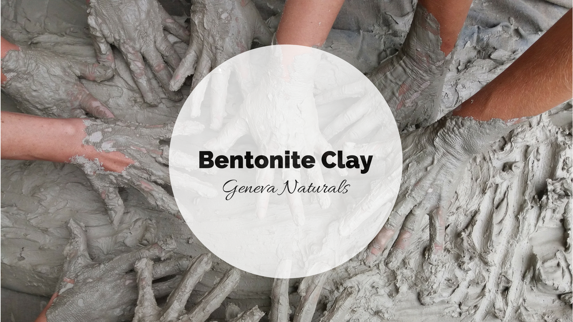 bentonite clay skin care ingredient