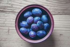 blueberries vitamin c