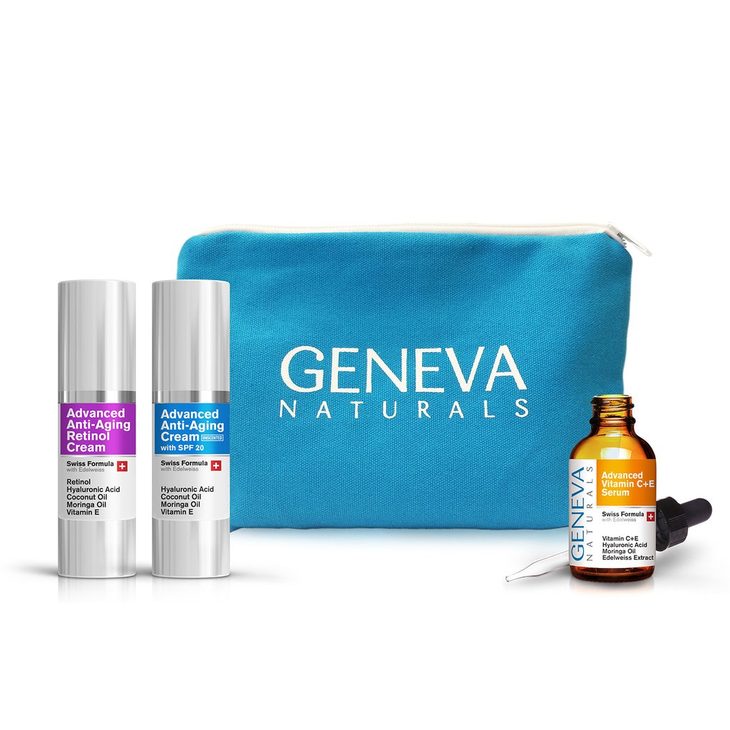 geneva naturals essentials collection