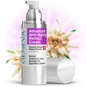 Geneva Naturals Anti-Aging Night Cream