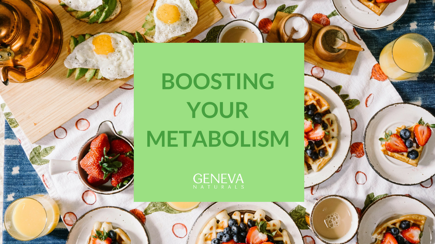 boosting your metabolism