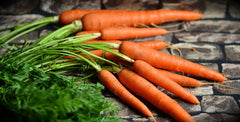 carrots for skin care