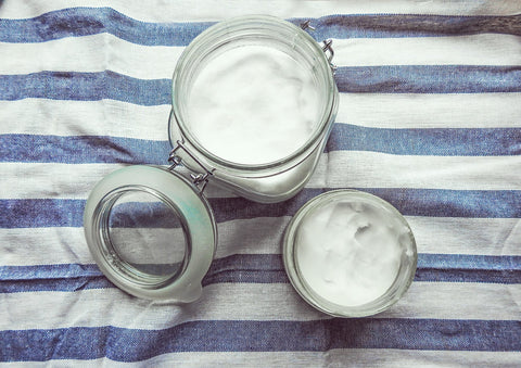 coconut oil for face mask