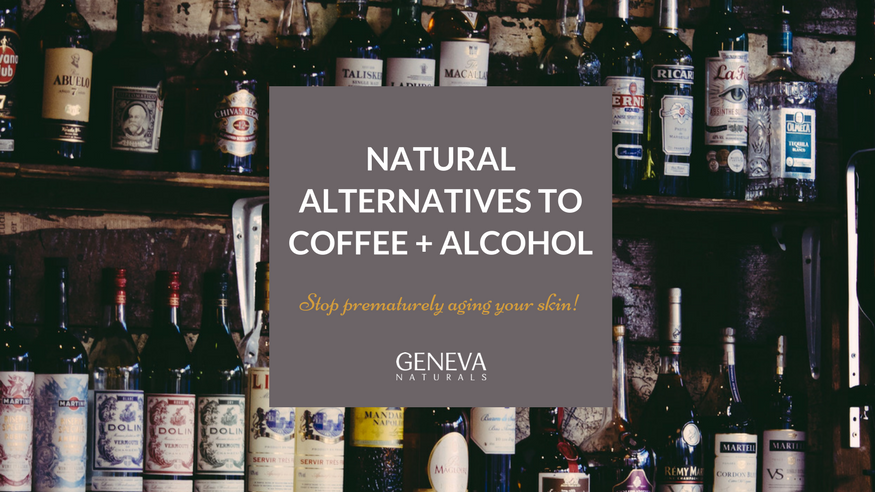 natural alternatives to alcohol and coffee