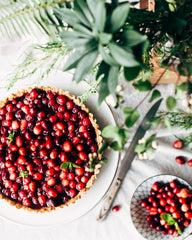 skin care benefits of cranberry