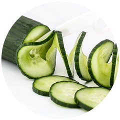 cucumber for skin acne