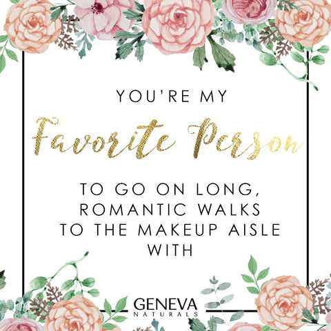 favorite person | geneva naturals galentines ecard