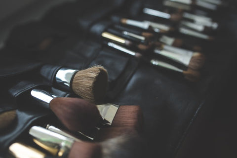 makeup brushes can cause acne