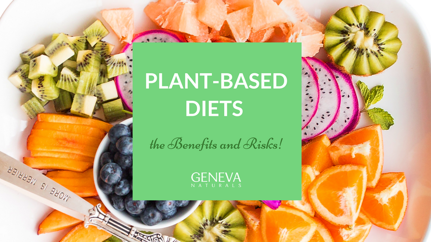 benefits and risks of plant based diets