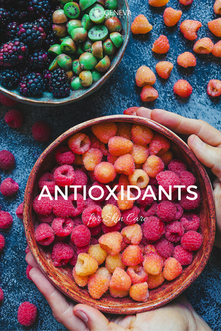 benefits of antioxidants for skin
