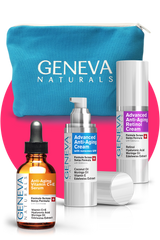 anti aging skin care kit geneva naturals