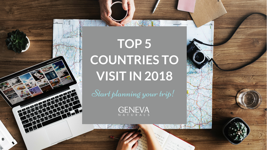 countries to visit in 2018