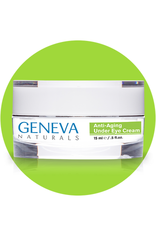 Geneva Naturals | Under Eye Cream