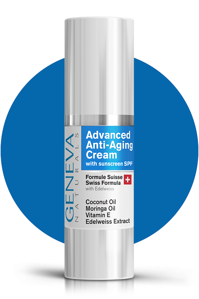 Anti-Aging Facial Moisturizer with SPF